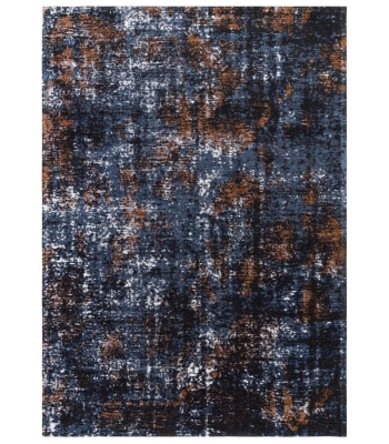 Dywan Magic Home Carpet Flame Rusty Blue