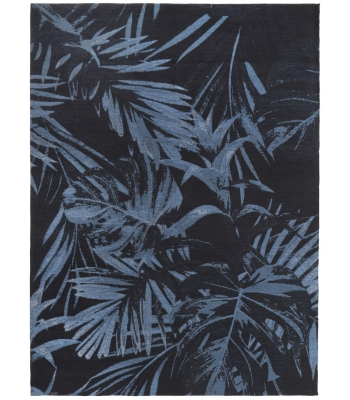Dywan Magic Home Carpet Decor Jungle Blue