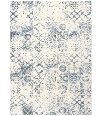 Dywan Magic Home Carpet Decor Siena Ivory Blue