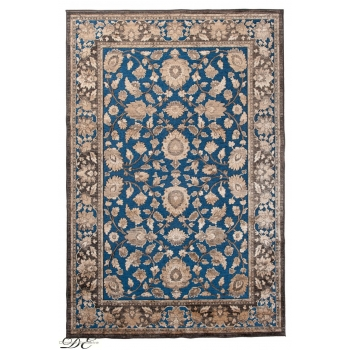 Dywan Bohemian 23122 D.brown-Blue