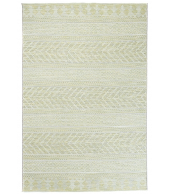 21137 Ivory Silver/Green DY. TERAZZA